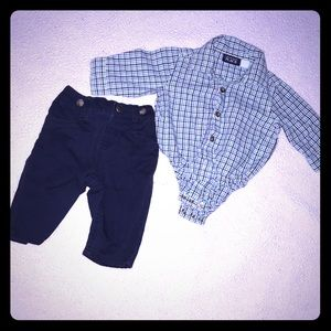 2 piece baby boy outfit.😍